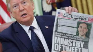 Trump's Executive Order on Social Media